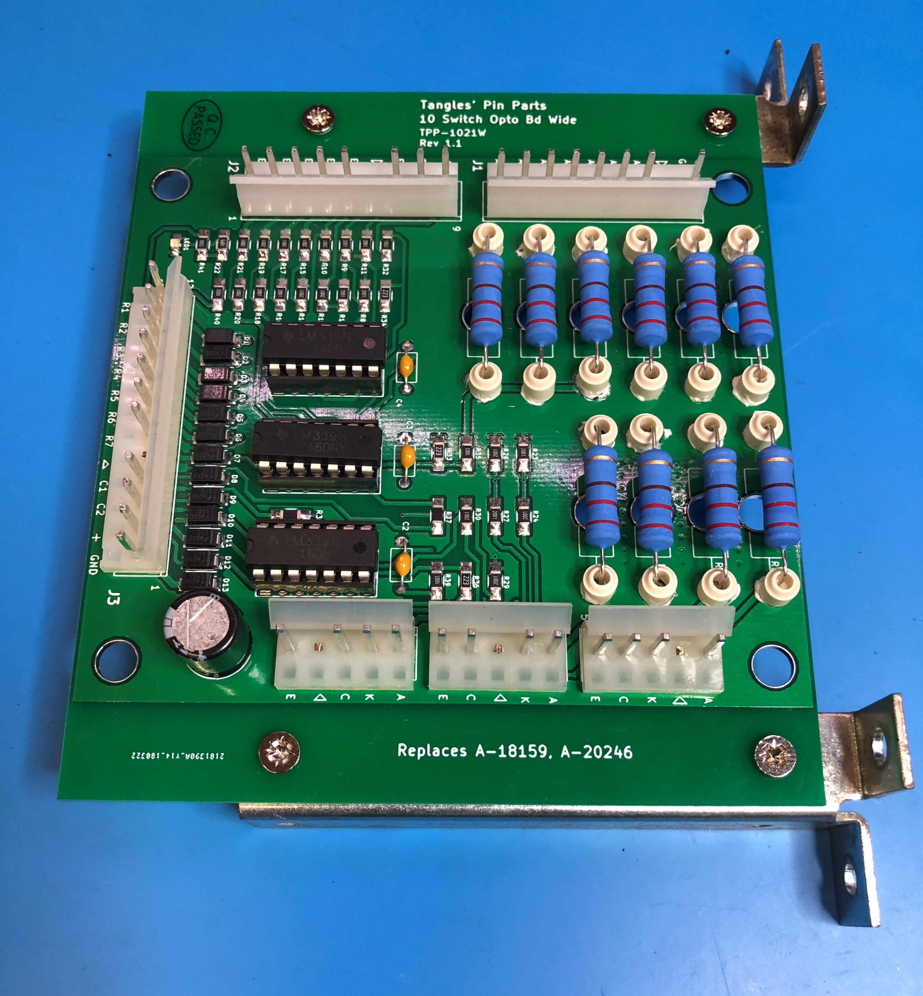 Addams Family Pinball New design High Power Board Replaces A15139